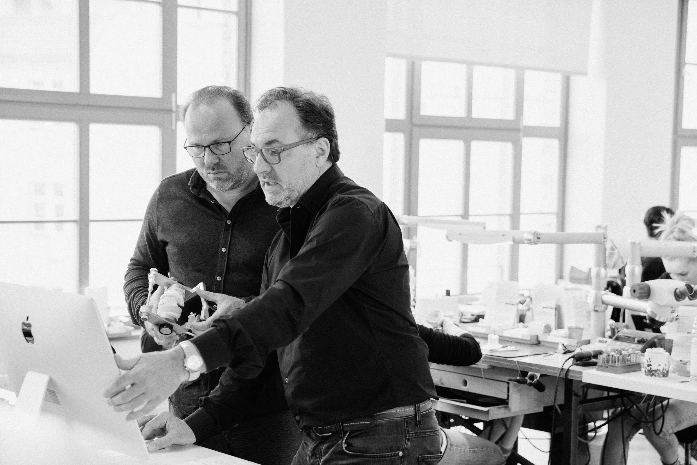 André und Ralf Barsties