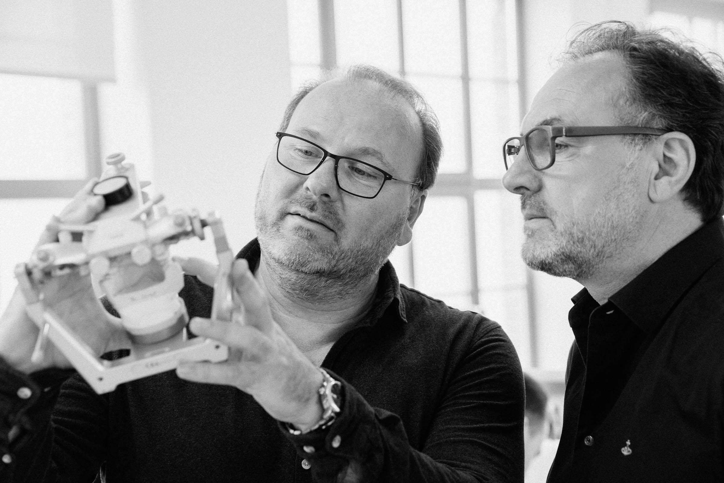 Andree und Ralf Barsties, Spezialist für ästhetische und funktionelle Zahntechnik