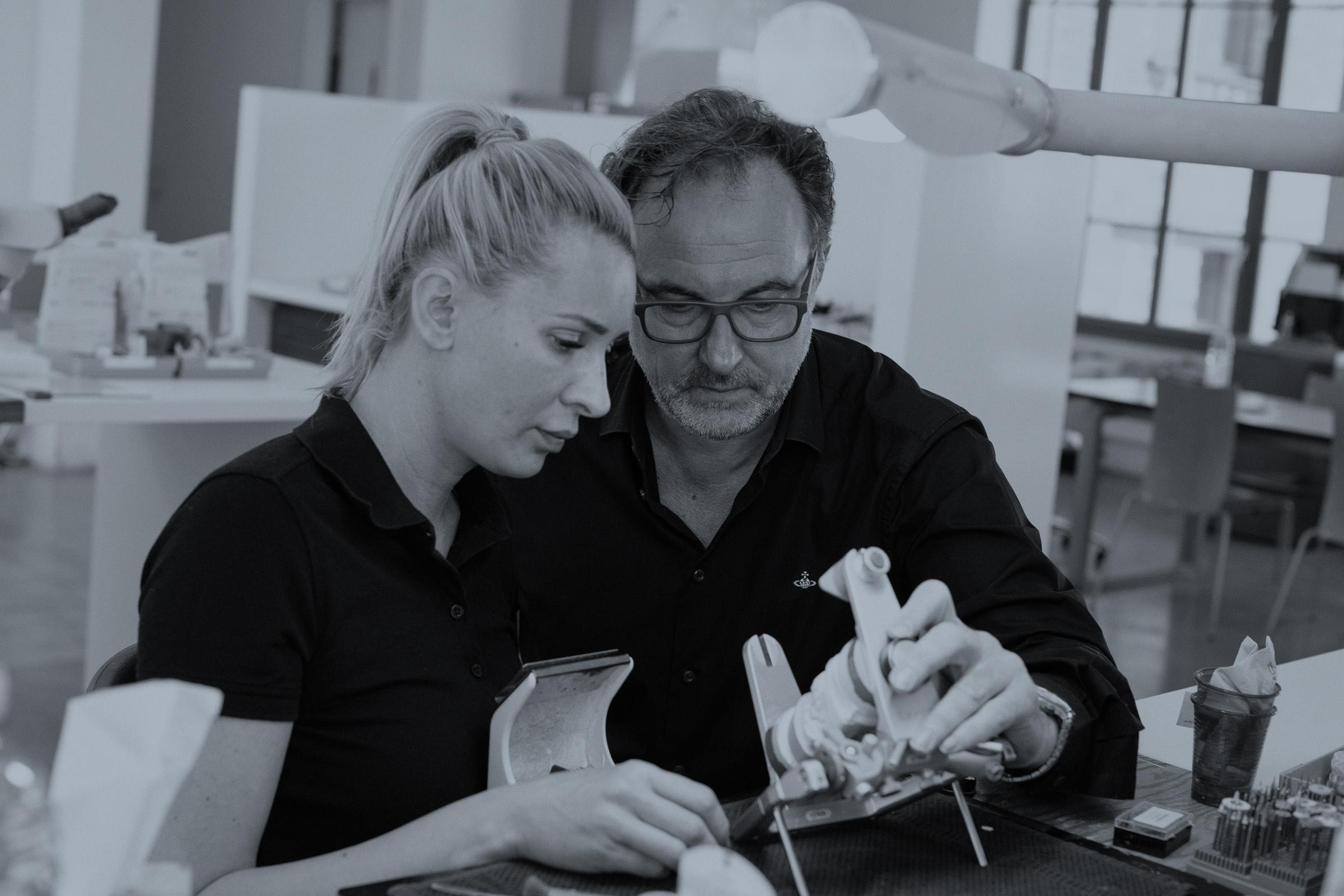Ralf Barsties, Barsties und Barsties, Spezialist für ästhetische und funktionelle Zahntechnik